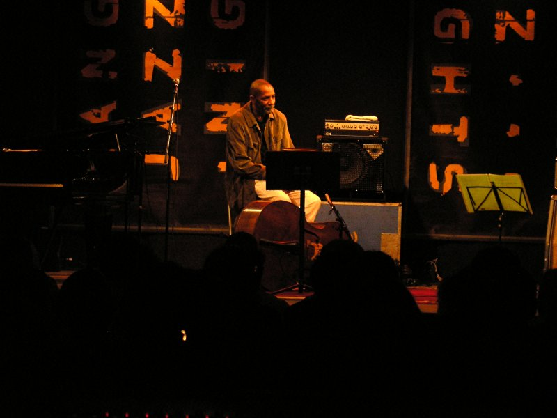 Langnau Jazz Nights 2007: Ron Carter was giving a special concert to celebrate the price the Jazz Nights received from the canton Bern.